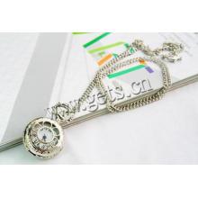 Gets.com reloj de bolsillo barato cadena de hierro