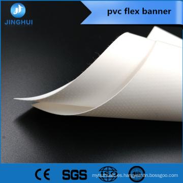 malla de fábrica Vinilo 440g Estandarte de buen material de absorción de tinta Fabricación para publicidad en interiores y exteriores