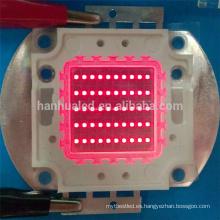Buena calidad precio barato alta lumen bridgelux 50 w de alta potencia led chip