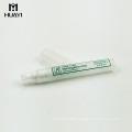 custom made 5ml 8ml 10ml cosmetic refillable plastic perfume pen spray bottle