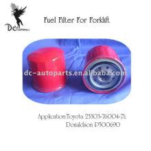 Toyota Filtre à carburant pour chariot élévateur 23303-76004-71