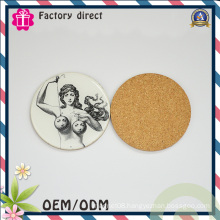 Round Type Coffee Coaster Factory Supply OEM Welcome