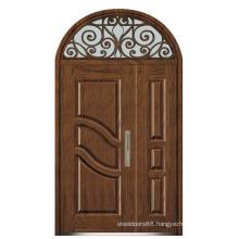 Italy Armored Steel Door Bedroom Door China Supplier (D4014)
