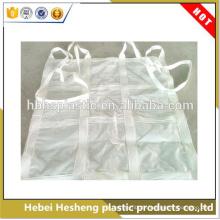 Un gros sac de sling d'une tonne de blanc de pp pour le ciment