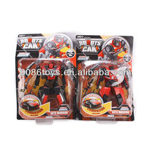 Top sales car transform robot toy / Robot Car