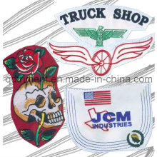 Logo Embroidery Digitize Service (патч # 3)