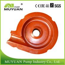 Pièces de pompe à lisier en polyuréthane résistant à l'abrasion