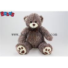 Von mittlerer bis großer Größe Plüsch Teddybär Familie Tier mit Stickerei Tatze