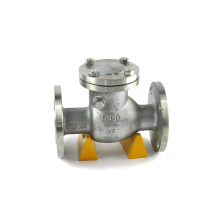 dn20 satinless hydraulic crane water media double rubber ball check valve steam