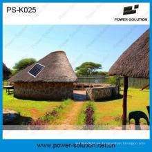 Kit solar Solar Plug and Play con cargador solar móvil en rejilla para Solar Canton Fair