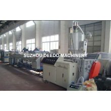 PPR Plastic Pipe Extrusion Extruder Machine