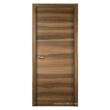 Porta nivelada de madeira projetada S7-06