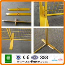 ISO9001 Canada outdoor fence temporary fence