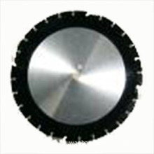 65HP Laser Welded Diamond Saw Blades for Concrete / Reinforced Concrete