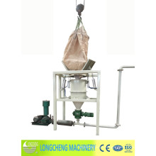 Máquina de descarga de pó Bag Bag