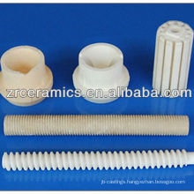 Heating used Cordierite Ceramic Screw