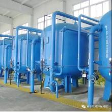 Фильтр из кварцевого песка для промышленной очистки воды