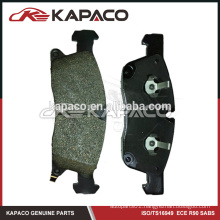 china brake pads factory for JEEP D1455 68052369AA
