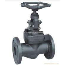API602 Кованый шаровой клапан