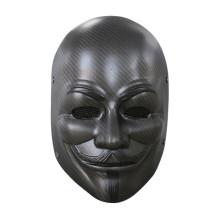 Vendetta combate Airsoft militar camuflaje máscara de protección