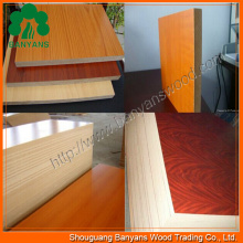 Melamine MDF From China Manufacture