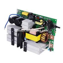 Soldador circuito (IGBT inversor) arco soldagem máquina bordo