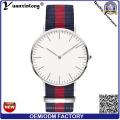 Yxl-616 2015 Мода пользовательских логотип Смотреть DW тенденции дизайна кварцевые наручные часы для мужчин