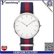 Yxl-616 2015 Fashion Custom Logo Watch Dw Trend Design Quartz Wrist Watches for Men