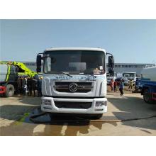 Dongfeng Electric Fuel Type pequeño camión de basura