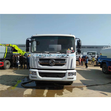 Dongfeng Electric Fuel Jenis trak sampah kecil