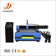 Machine de découpe de tubes et de plaques de machine à usages multiples