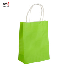 Wholesale custom printed kraft paper kitchen bag with handle