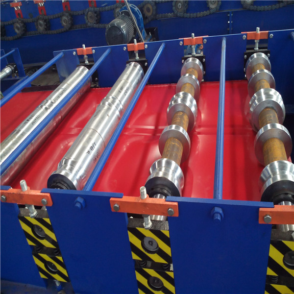 Roof Roll Forming Machine Price
