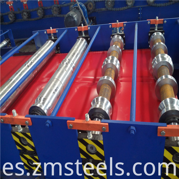 Roll Forming Machine Germany