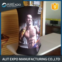 Promotion exhibition trade show table counter design