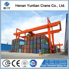морской порт козловые контейнерные подъемные краны для продажи