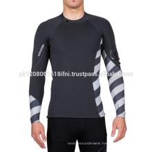 swim swimming costume compression wear rash guard
