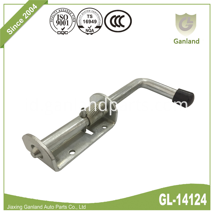 Metal Lock Barrel Bolt GL-14124