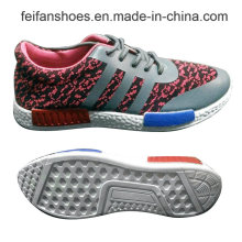 2016 Latest Cheap Men′s Injection Breathable Flyknit Casual Sports Shoes