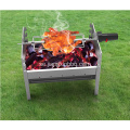 Charcoal Picnic Portable Grill Schweizisk BBQ
