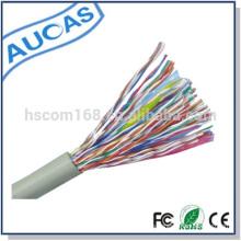 China Telecomunicaciones Cable HYA Indoor Multipair Cable Telecom Aprobado