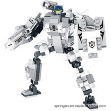 "Robotech Series Designer 3in1 ""City Patrol"" Blocks Toys"