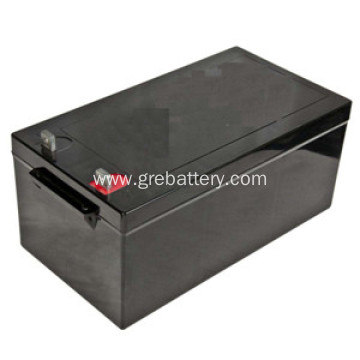 Marine Lithium Iron Phosphate Battery LiFePO4 battery 12V