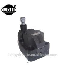Manifold de bloc hydraulique de valve pour l'équipement d'ascenseur