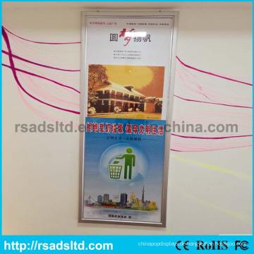 China machte dünnen Plakat-Lichtkasten-Rahmen LED