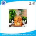 Opp Plastic Bread Packaging Bag/Opp Transparent Food Packaging Bag/Opp Cookies Packaging Bag