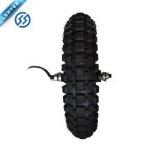 Motor eléctrico del eje de rueda de bicicleta de 12 pulgadas en venta