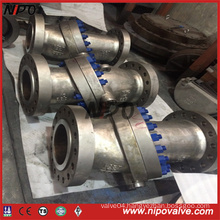 Flange Type Single Plate Tilting Disc Swing Check Valve