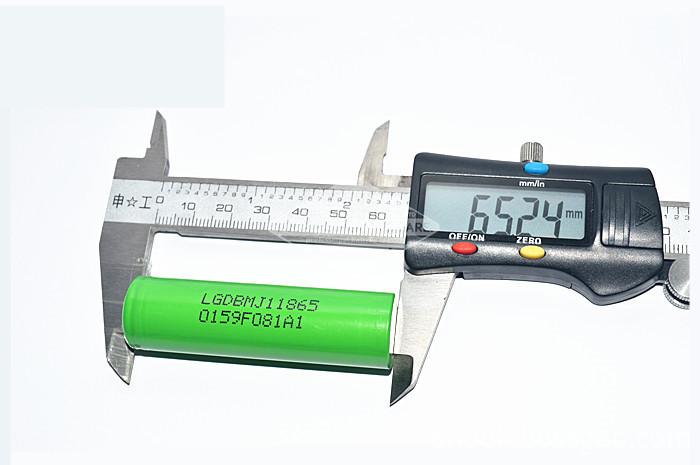 LG MJ1 3500mah Battery 18650 Lithium Cell
