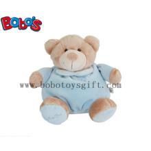 """10 """"Blaue Plüsch-Säuglingsspielwaren Baby-Spielzeug-Schlafenbär für Ihre Kinderschlafzeit"""